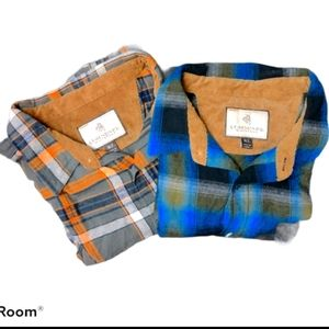 Big and Tall xlt legendary whitetail flannel shir